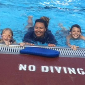 Swimming Instructors