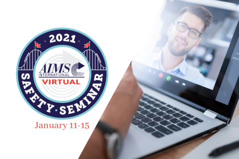 AIMS International Safety Seminar Virtual 2021
